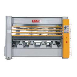 Melamine fineer Hout deur MDF hydraulische Hot Press machine voor Multiplex