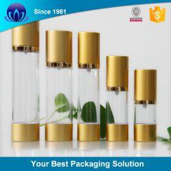 De steriele Container Zonder lucht van de Fles van de Pomp Navulbare Kosmetische