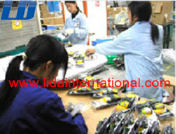 De Verpakkende Diensten van het contract in het Entrepot van China