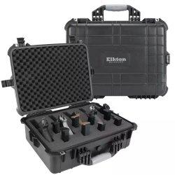 カスタムプラスチック防水カメラ装置の器械の安全記憶のケース