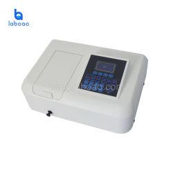 Lo spettrofotometro da laboratorio visibile LV-T3 a 2/4 nm viene utilizzato per rilevare il Concentrazione dei campioni di laboratorio