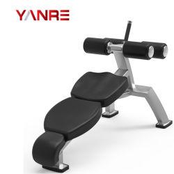 Nuevo Diseño Venta al por mayor ejercicio de la máquina de entrenamiento funcional equipamiento comercial Gym Fitness sentada de ángulo fijo de Banco de arriba