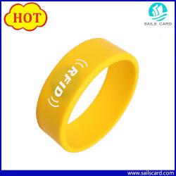 رباط معصم Bracelet Mare S50 RFID Silicone مع شعار