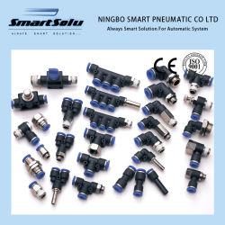Ein Note Schnellkupplungs-Microduct eindrücken pneumatische Befestigungen
