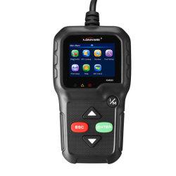 OBD2 Automobilscanner Selbst-OBD 2 Diagnose-Hilfsmittel Universalauto-Codeleser-Scan-Hilfsmittel-Support russisches spanisches Konnwe Kw680