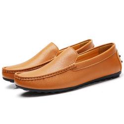 Meilleure vente de personnaliser le logo de style décontracté de haute qualité Hommes chaussures plates