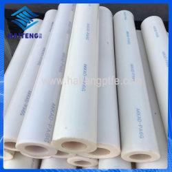 Los tubos de nylon de fundición Wear-Resistant hueco Mc varillas de Nylon Negro hojas