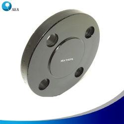La norme ANSI B16.5 ANSI B16.47 une série B en acier au carbone aveugles de bride du tuyau d'un105