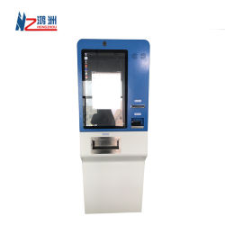 Chiosco della stampante termica della macchina del deposito di contanti del chiosco di pagamento di servizio di auto