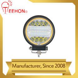 Avec feux à LED automatiques Angel Eye 114W Jeep HID Lampes