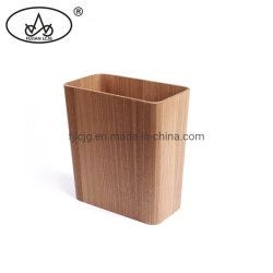 [رترو] غرفة حمّام شريكات خشبيّة [ترش بين] نفاية صندوق نفاية لأنّ يعيش غرفة