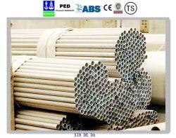 ASTM A790 UNS S31803 Tubo de acero inoxidable integrada