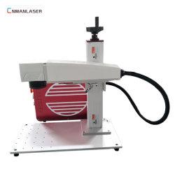 Nouveau design en aluminium de bois en acier inoxydable de machine de marquage au laser