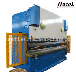 presse plieuse/plaque hydraulique/Machine-outil CNC/plaque hydraulique Bender