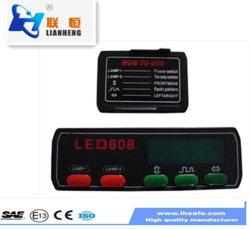 À prova de alta qualidade a barra de luz LED na caixa do Interruptor do Controlador