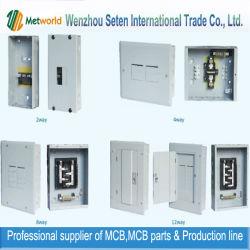 Placa de distribuição / compartimento metálico / Caixa de Distribuição