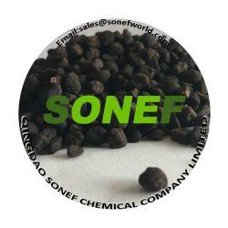 Humic 산 검정 유기 비료