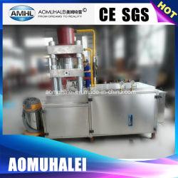 Pressa idraulica del ridurre in pani dell'argilla di ceramica chimica automatica delle terraglie che fa macchinario