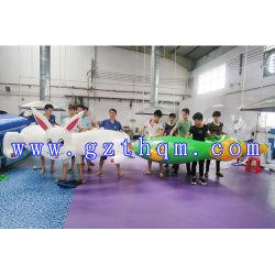 Aufblasbares Fun Sport Turtle und Rabbit Race/Inflatable Fun Toy