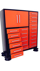 Factory Direct Heavy Duty Garage/Office/Home Metal Drawer Tool Cabinet