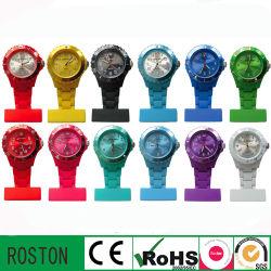 석영 이동 패션 FOB 간호사 시계