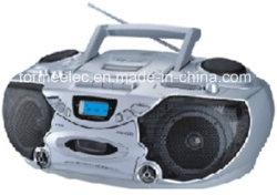 DVD CD MP3 Boombox combo lecteur cassette