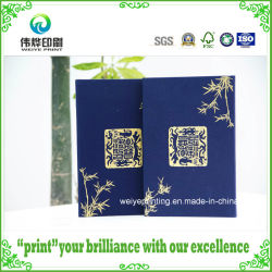 Offset Printing Book With Luxury Slipcase For Calligraphy