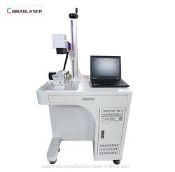 Tabela Preço máquina de marcação a laser de fibra de CNC de Desktop para jóias metálicas