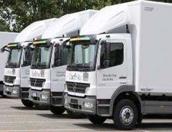 Service des transports intérieurs de Shenzhen : la Chine conteneur sur le service de camionnage