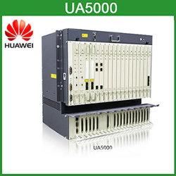 L'équipement de réseau d'accès Huawei UA5000 Gpon/Fe/GE/E1 DSLAM IP du port