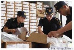 De Agent van de Inklaring van de Dienst van de logistiek & Dubbele Inklaring