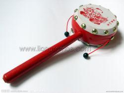 주문 로고 선전용 선물 중국 전통적인 가르랑거리는 소리 드럼