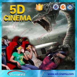 移動式5D Cinema、HighqualityおよびCompetitive Priceの5D Theater