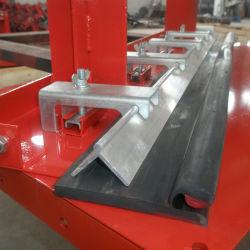 Ленточный транспортер Полиуретановые изделия и принадлежности: юбка двойной герметизации плата транспортера