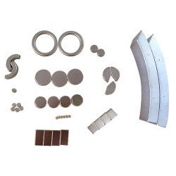 2018 erstklassige kundenspezifische permanente industrielle Magnet-Zinn-Stab-Alnico SmCo Magneten