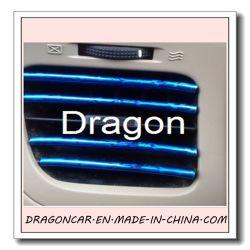 Forme de U La protection de rebord décoratifs de porte de voiture