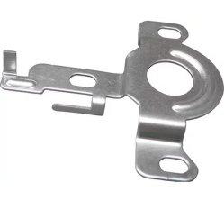 カスタムステンレススチールスタンプ金属エンボス電子部品用金属スタンプ