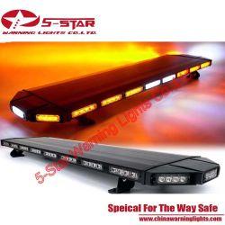 ECE R65 nuevo diseño de 3W LED Super brillante de la policía advertencia de la barra de luz