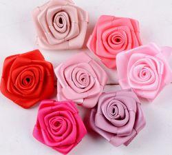 Couture ruban Handcraft Bow fleur pour Girl Dress