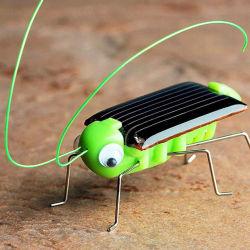 2018 Grasshopper солнечной энергии на солнечной энергии в области образования требуется игрушек робота Grasshopper гаджет подарок солнечной батареи не игрушки для детей
