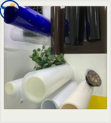 Глянцевая пленка из ПВХ с жесткой рамой PP лист пластмассовых изделий для складывания в салоне