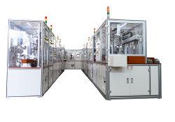 Аккумулятор Ass'y / Аккумулятор полностью автоматическая производственной линии / литиевые батареи производственной линии / Аккумулятор машины производства