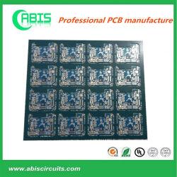 """6 Schicht Schaltkarte-gedrucktes Leiterplatte-Baugruppe hergestellt von Fr4 Tg150 mit 2 U """" Immersion-Gold"""