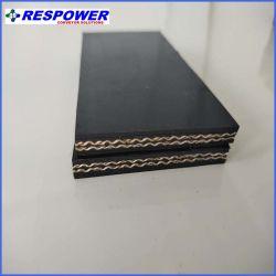 O transportador de correia com Ep/nn/Cc o tapete de transporte usado na fábrica de carvão e Buliding