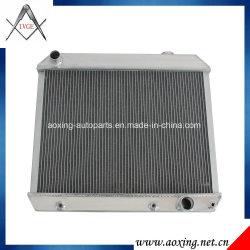 Voller Aluminiumauto-Kühler für Ford Xr-Xt Pumpe des Wasser-289W und 6cyl auf der Fahrer-Seite automatisch (1 Ölkühler)