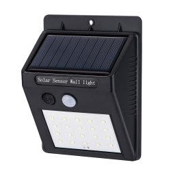 정원을%s 태양 LED 가벼운 옥외 운동 측정기