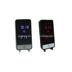 Schreibtisch-Dekoration-Zeit-Taktgeber des Geschäfts-Geschenk-Telefon-Entwurfs-LED Digital elektronischer