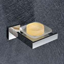 De eenvoudige Hardware van de Badkamers van de Houder van het Document van het Broodje van Pool van het Rek van de Handdoek van de Badkamers van de Houder van de Schotel van de Zeep van de Badkamers van Roestvrij staal 304 Hangende Enige
