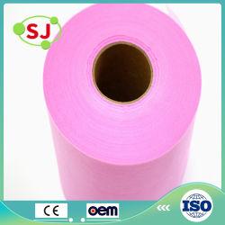 Produzione professionale efficienza di filtrazione 95+ PP Meltblown tessuto non tessuto grezzo Materiale