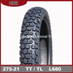 275-21 90/90-21 300-21中国OEM 19inch 21inch新しい6pr 8prのナイロン天然ゴムの車輪のLlantasのスクーターのオフロード十字のゴム製オートバイの管のタイヤ/Tyre
